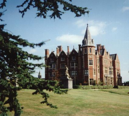 SGI-UK National Centre in Taplow, Berkshire.