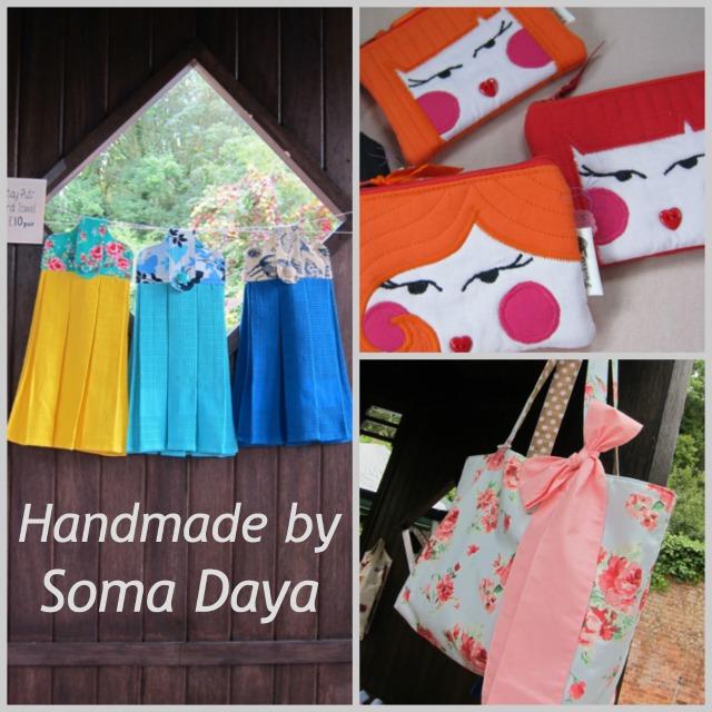 Hand-made by Soma Daya, of Freebird.