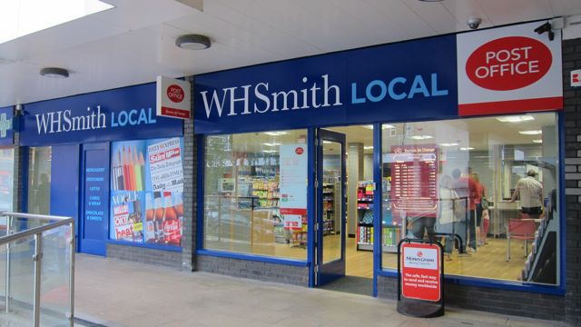 WH Smith Local + Post office opens today at Fryern Arcade, Chandler's Ford.