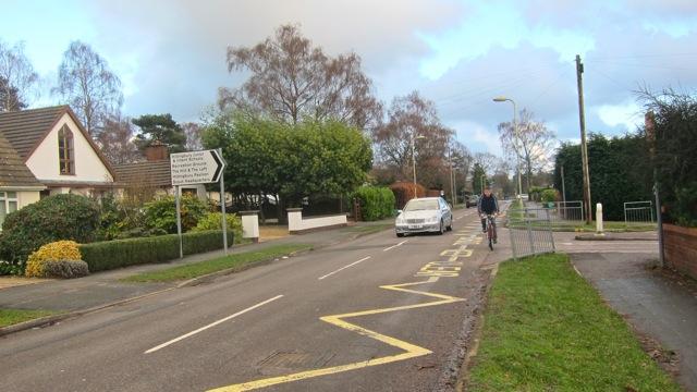 Hiltingbury Road, Chandler's Ford.