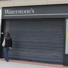 Waterstone's Eastleigh feature