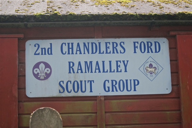 The Second Chandler's Ford Ramalley Scout Group.