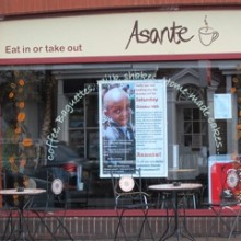 Asante Chandler's Ford Coffee Shop Closure