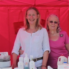Jackie and Wendy, Hiltingbury Extravaganza, 2014.