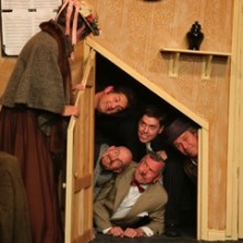 The Ladykillers by Chameleon Theatre Company, Chandler's Ford, Eastleigh.