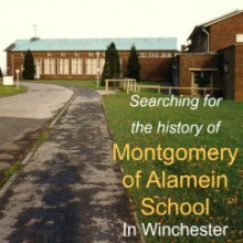 Montgomery Of Alamein School In Winchester: Astonishing Historical Pictures Revealed
