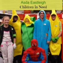 Asda Eastleigh: Children In Need & Mike Thornton MP Constituency Surgery