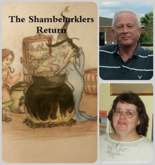 Chandler's Ford writers Allison Symes and  Richard Hardie both contributed to The Shambelurklers Return.
