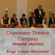 The Chameleons: Murder Mystery Raised Fund For Kings' School Winchester