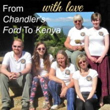 From Chandler's Ford To Kenya, With Love
