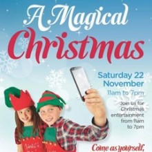Christmas Song for Eastleigh – Eastleigh Christmas Lights Switch on 2014