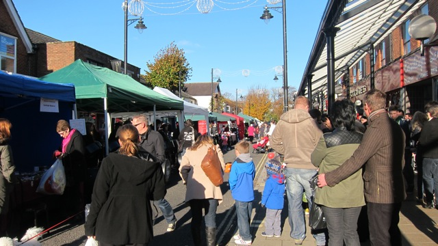 Eastleigh Market 2013