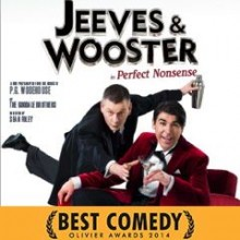 Review: Jeeves And Wooster In Perfect Nonsense At The Mayflower Theatre