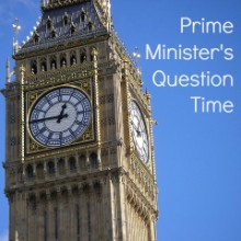 Steve Brine: Prime Minister's Question Time 2015