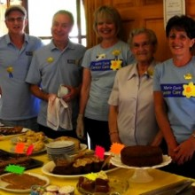 Marie Curie Local Fundraising: Successful First Year