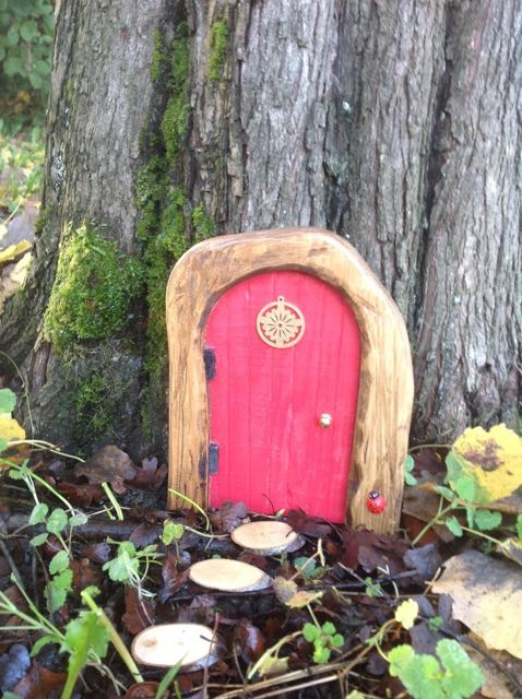 Fairy Doors by The Woodcutters.