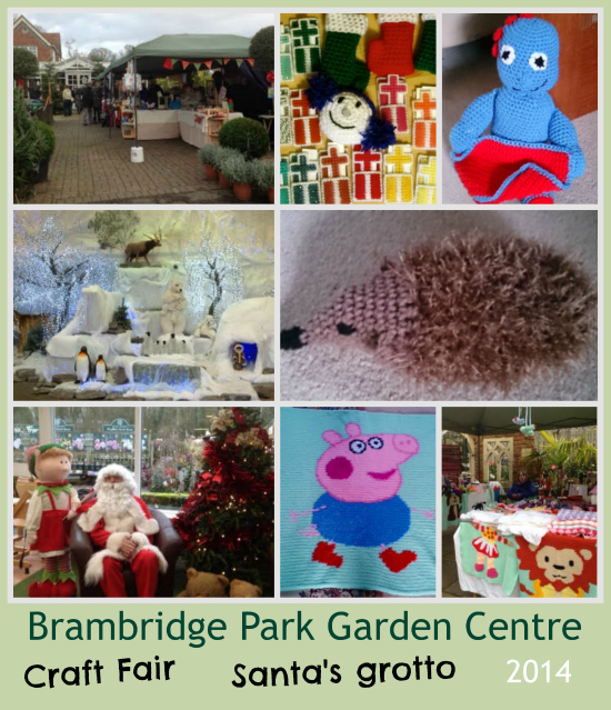 Brambridge Christmas collage