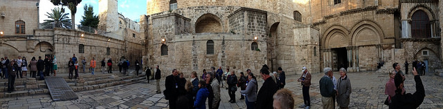 """Church of the Holy Sepulchre. Image by <a href=""""https://www.flickr.com/photos/gregsass/12809021875""""> by Greg Sass</a> via Flickr."""