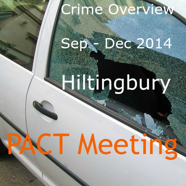 Crime overview 2014