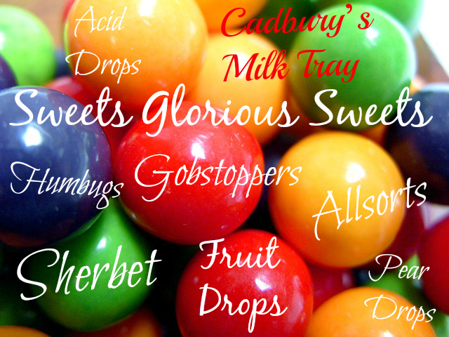 Glorious sweets