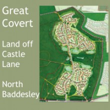 Land Off Castle Lane – North Baddesley – Proposed Housing Development