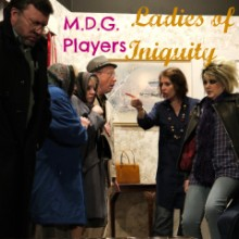 Comedy Review: Ladies Of Iniquity By MDG Players