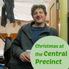 Precinct Christmas feature