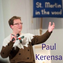 Comedian Paul Kerensa Brought Comedy And Carols To Chandler's Ford