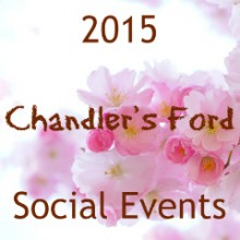 2015 Chandler's Ford Social Events
