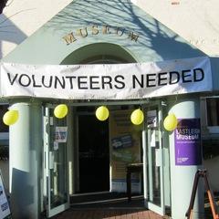 Volunteers Fair took place at Eastleigh Museum.