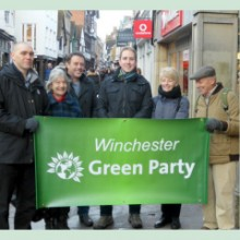 Green Candidate for Winchester 2015 Election