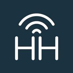 The Hampshire Hub social media Twitter icon.