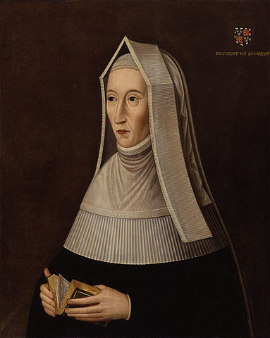 Lady Margaret Beaufort, via Wikimedia Commons.