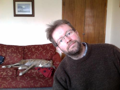 Mark Braggins, founder of Hampshire Hub.