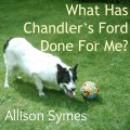 What has Chandler's Ford done for me by Allison Symes