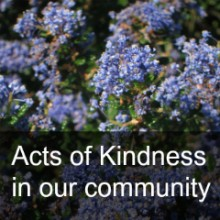 Acts of Kindness in Community