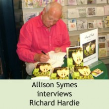 An Interview with Author Richard Hardie by Allison Symes