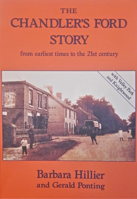 <em>The Chandler's Ford Story</em>, by Barbara Hillier and Gerald Ponting.