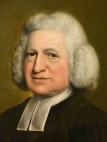 Charles Wesley, by Magnus Manske via Wikimedia Commons.