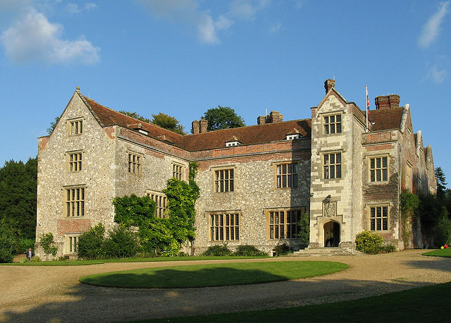 "Chawton House. Image by <a href=""https://www.flickr.com/photos/cdpm/3643693619"">Charles D P Miller </a> via Flickr."