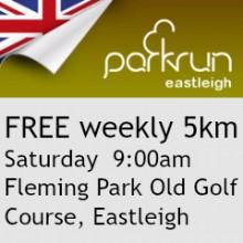 News from Eastleigh parkrun