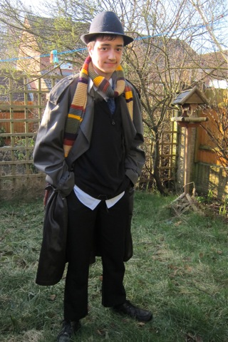World Book Day The Doctor 2015 Chandler's Ford