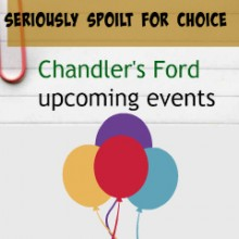 Exciting April Events in Chandler's Ford