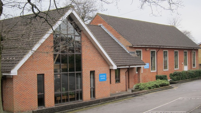 Chandler's Ford Methodist Church, Winchester Road.
