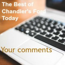 Best of Chandler's Ford Today: Your Comments