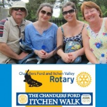 Chandler's Ford Itchen Walk 2015