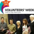 Eastleigh vlunteers week award