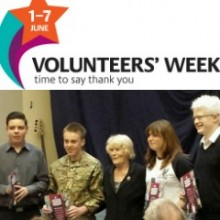 Celebration: Volunteers' Week in Eastleigh 2015