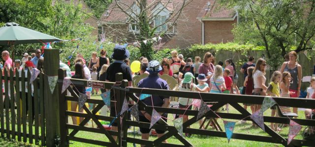 Girlguiding Chandler's Ford: summer fete 2015