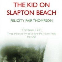 Inspired by Slapton Beach: Felicity Fair Thompson